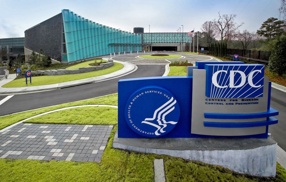 PHOTO: The Centers for Disease Controls Tom Harkin Global Communications Center is shown in Atlanta.