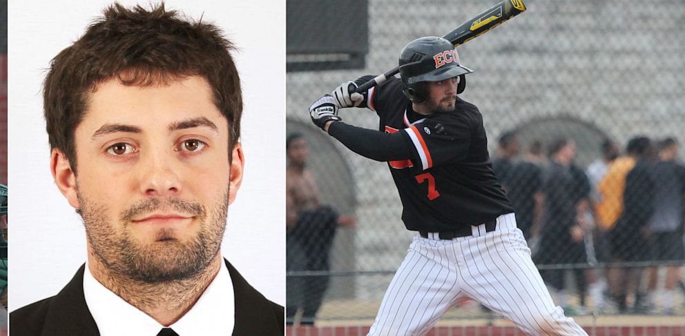 PHOTO: Australian baseball player Chris Lane was gunned down while jogging in Duncan, Okla.
