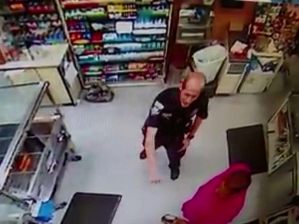 PHOTO: A cop did the Whip and Nae Nae in Pleasant Grove, Utah.