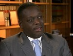 PHOTO: Dallas County District Attorney, Craig Watkins, spoke about the recent murders of attorneys.