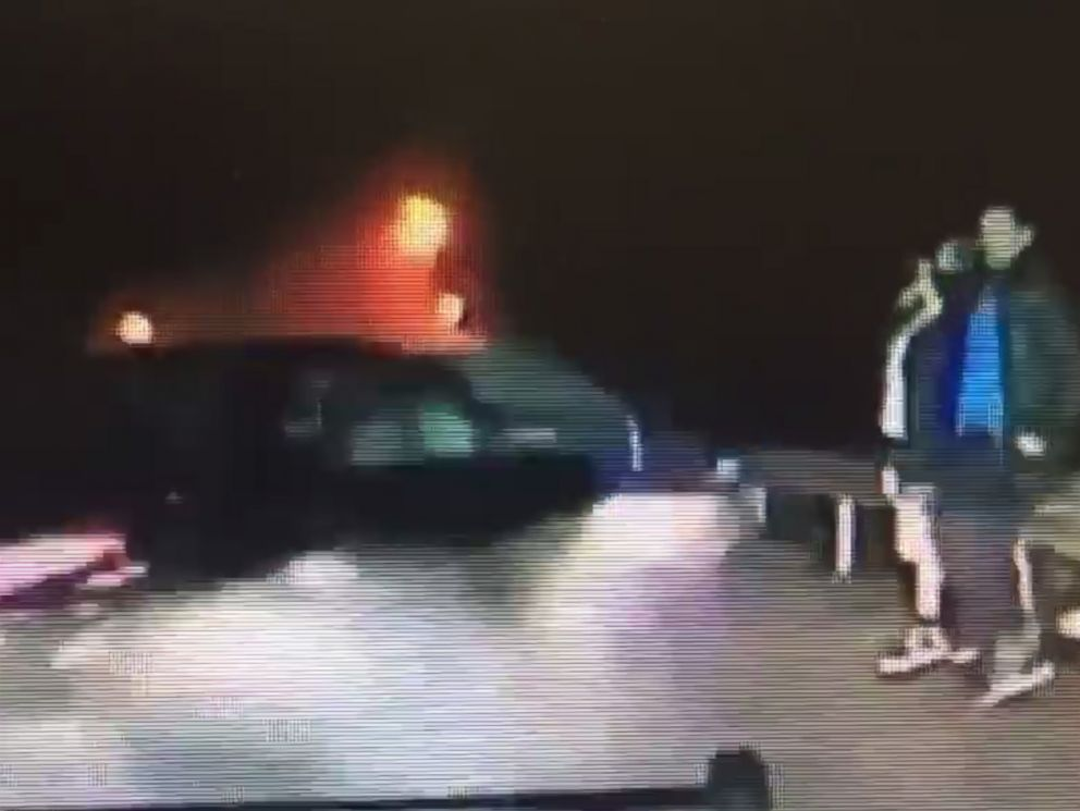 See a Scary Near-Miss Highway Accident - ABC News