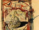 PHOTO: Greek native Phivos Istavrioglou was arraigned in Manhattan court on Feb. 19, 2013 for the alleged theft of this Salvador Dali painting.