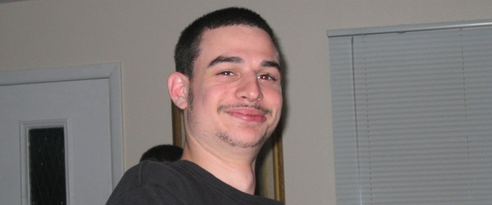 PHOTO: Pictured is Daniel Harris, a man who was deaf since birth, according to his half-brother Jason Donath.