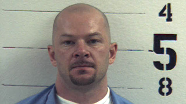 PHOTO: Authorities are searching for David Glenn Hobson, an inmate that escaped from a New Hampshire prison and believed to be on the run in Maine. He is seen in this mug shot provided by the Carroll County House of Corrections.