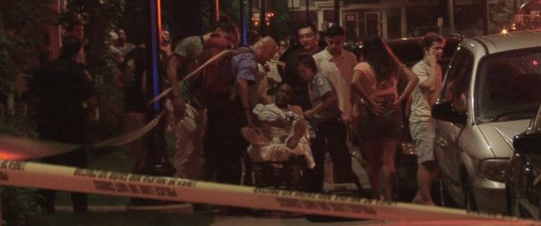 At Least 30 Injured After Deck Collapses at Off-Campus House