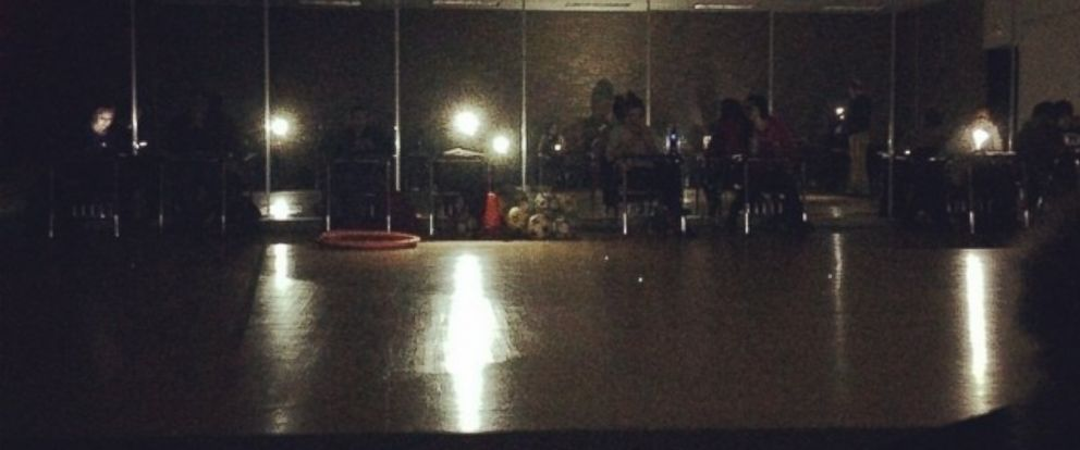"""PHOTO: Instagram user le.gax posted this photo on Dec. 2, 2014 with the caption, """"Power goes out during class? No problem! to the rescue #wsu #lightsout #ghettostyle #detroit"""""""