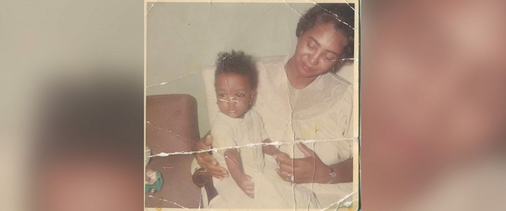 PHOTO: Diane Gilmore is pictured as a child with her foster mother Muriel Young.