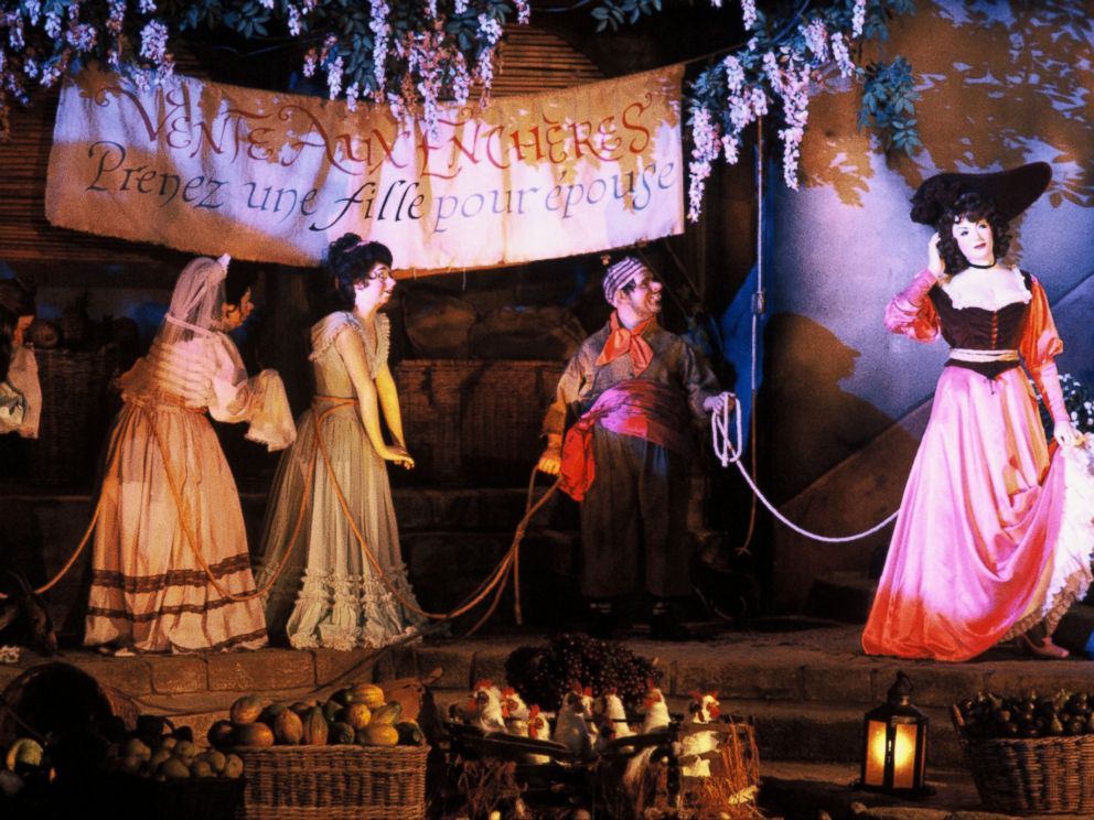 PHOTO: Theron Skees, executive creative director for Walt Disney Imagineering, started his Disney career working as a sculptor on the Pirates of the Caribbean ride at Disneyland Paris. He later oversaw the parks expansion in 2006.
