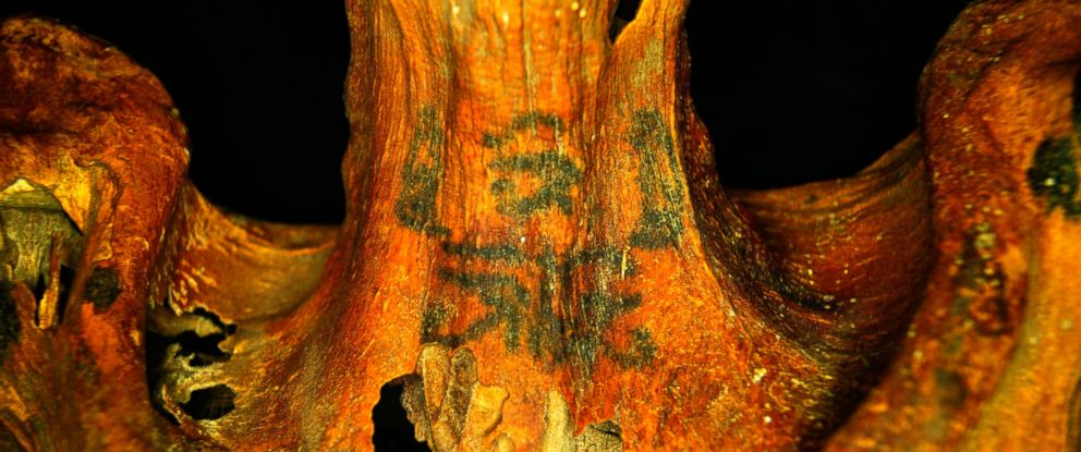 6e42b09b38e Researchers Find Intricate Tattoos on a 3,000-Year-Old Egyptian ...