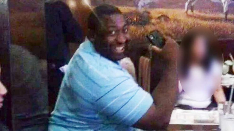 Eric Garner, seen in this undated Facebook photo, died while being arrested by police in Staten Island.