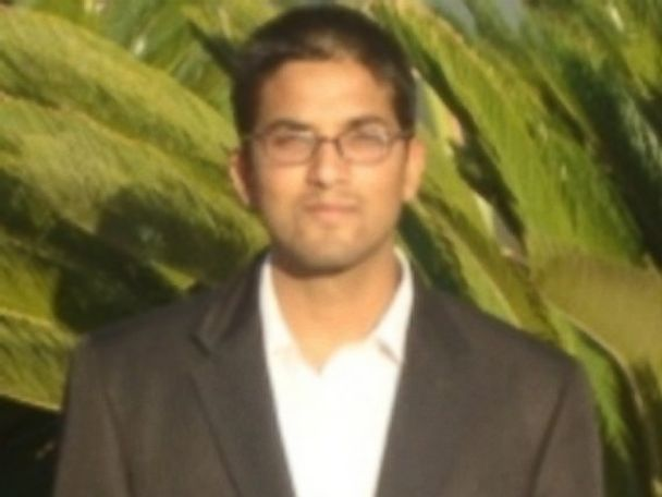 PHOTO: Syed Rizwan Farook, is seen here in an online dating profile photo.