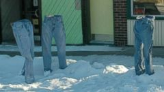 Image result for minnesota frozen pants