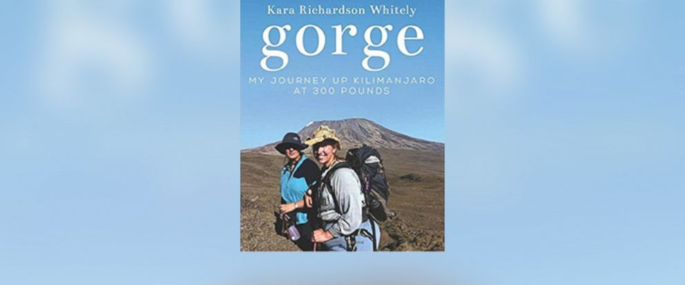 """PHOTO: The cover of """"Gorge: My Journey Up Kilimanjaro at 300 Pounds"""" is pictured."""