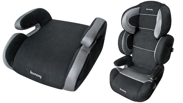 PHOTO: Harmony car booster seats