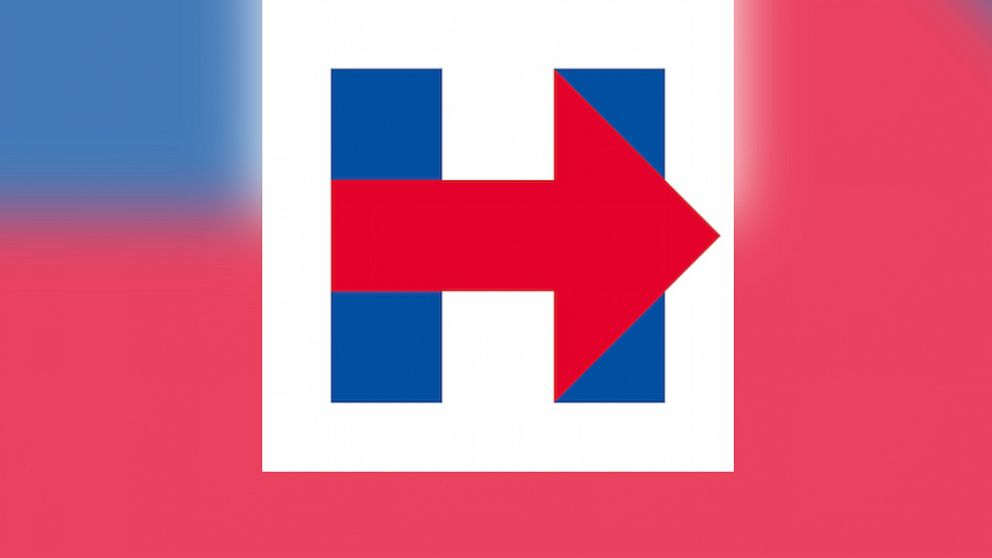 hillary clinton logo for 2016 presidential campaign riles up