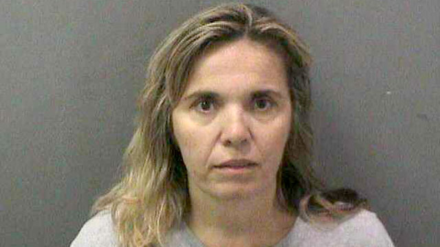 PHOTO: Kathia Maria Davis is seen in this undated booking photo.