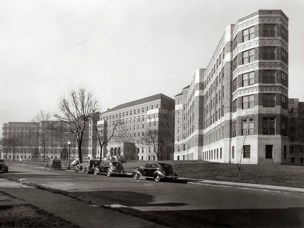PHOTO: The former Homer G. Phillips hospital was a city-run facility once considered one of the most technically advanced hospitals in the world.