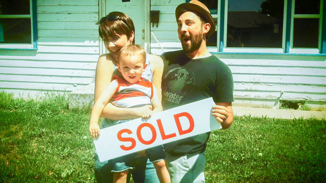PHOTO: The Hankins family had been saving for five years when they saw a starter home for sale for only $35,000 in the southern Oregons Cascade mountains. But as it turned out, their dream house appeared to be making them sick.