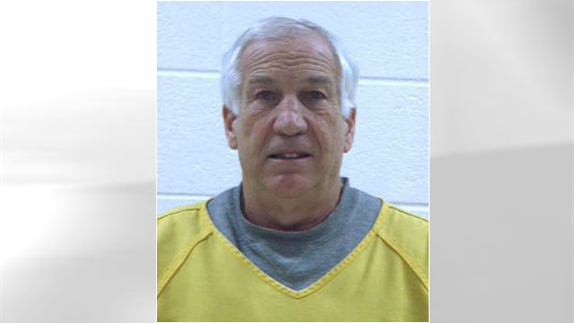 PHOTO: The Pennsylvania Attorney General filed more charges against Jerry Sandusky, seen here in Centre County Correctional Facility booking photo, Dec. 7, 2011.
