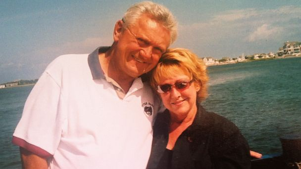 PHOTO: John Roger Johnson, seen here with his wife Judy on a caribbean cruise.
