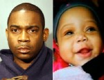 PHOTO: On May 27, 2013, 33-year-old Koman Willis was charged with first degree murder and aggravated battery with a firearm in the death of 6-month-old Jonylah Watkins.