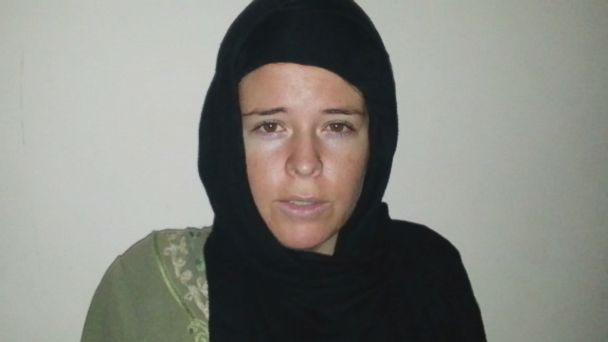 ISIS Hostage Kayla Mueller's Heartbreaking Proof of Life Video