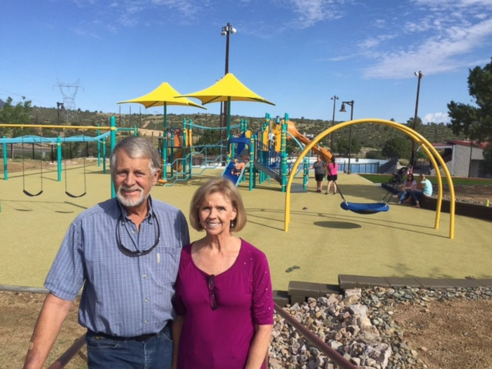 Memory of ISIS Hostage Kayla Mueller Lives on in New Playground