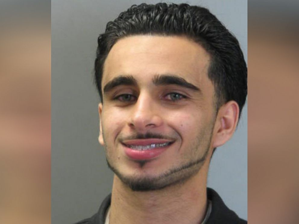 PHOTO: Mohamad Jamal Khweis smiles in a mugshot taken in 2009 in Fairfax County, Virginia.