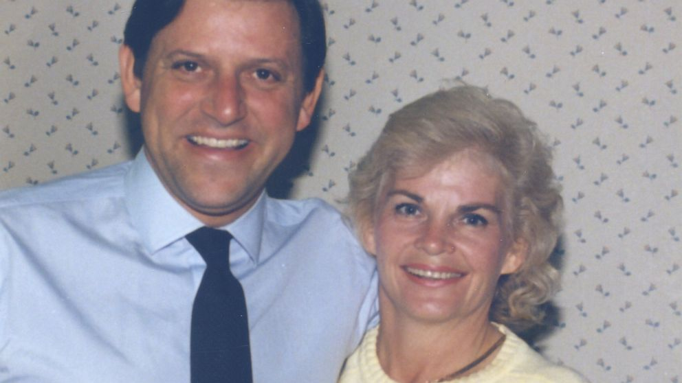 Jose and Kitty Menendez are seen here in this undated family photo.