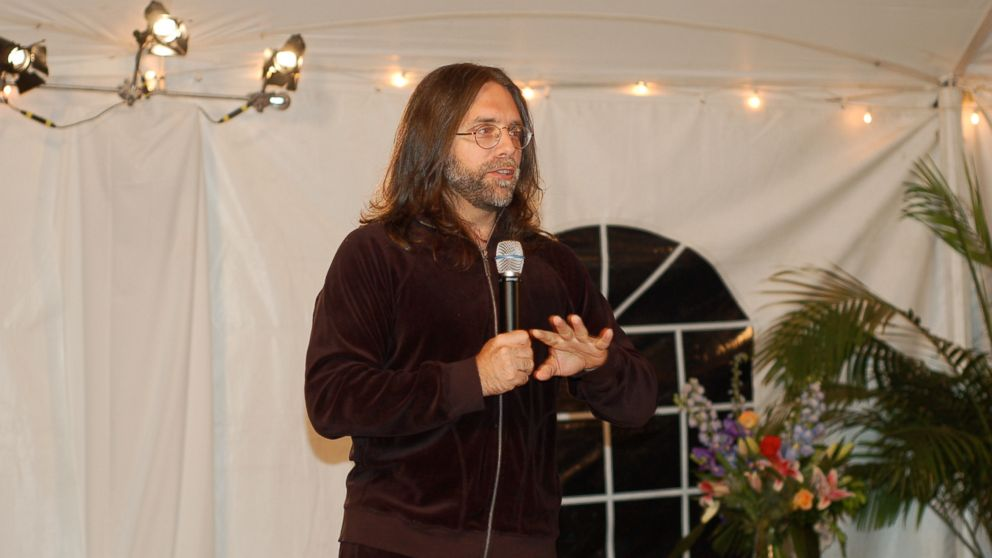 Keith Raniere is seen here in this 2009 photo.