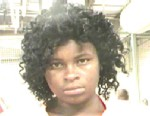 PHOTO: Laderika Smith, 28, was charged with relative cruelty to a juvenile after being arrested June 23, 2013.