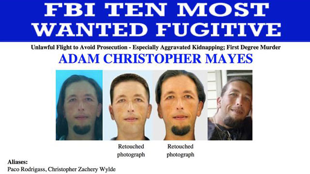 "PHOTO: Since its inception, 496 fugitives have been on the ""Top Ten"" list, and 466 have been apprehended or located."