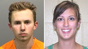 Aaron Henson and Heidi Dalibor were arrested for not returning library materials.