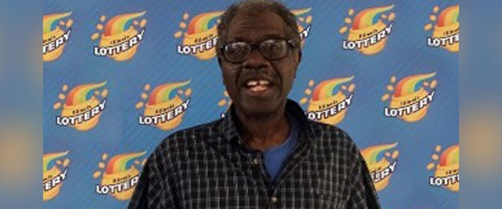 PHOTO: Larry Gambles, 65, won the lottery for the second time using the same numbers he plays every week.