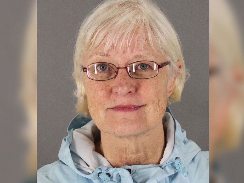 PHOTO: Marilyn Jean Hartman, pictured here in a booking photo from an earlier incident, was arrested by police after stowing away on a Southwest Airlines flying from San Jose to Los Angeles on August 4, 2014.