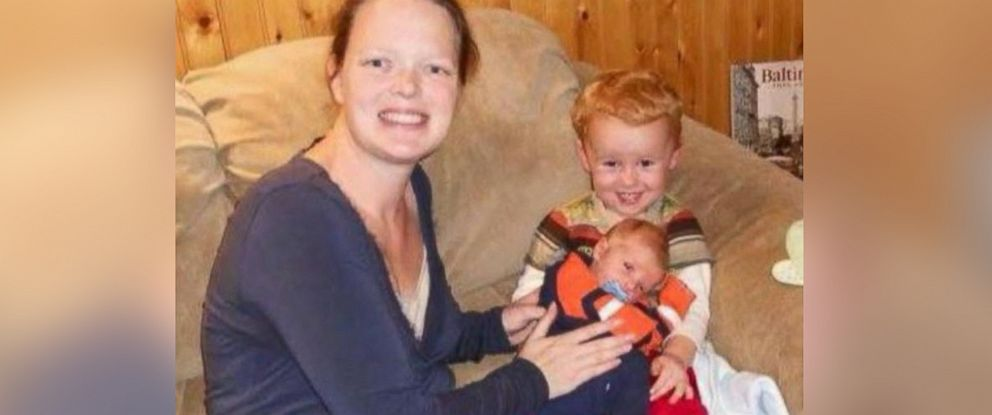 PHOTO: Marie Gemmell and her two sons died after a jet crashed into their Gaithersburg, Maryland home.
