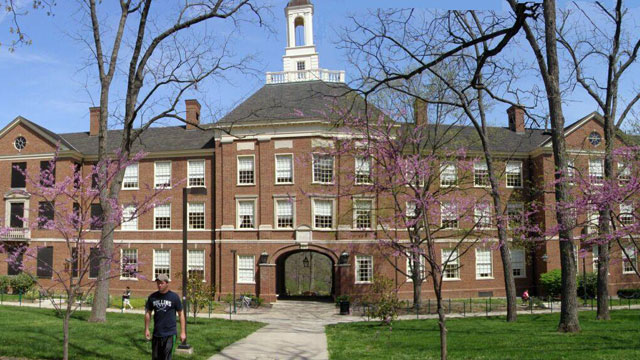 PHOTO: Upham Hall at Miami University is seen in this April, 27, 2009 file photo.