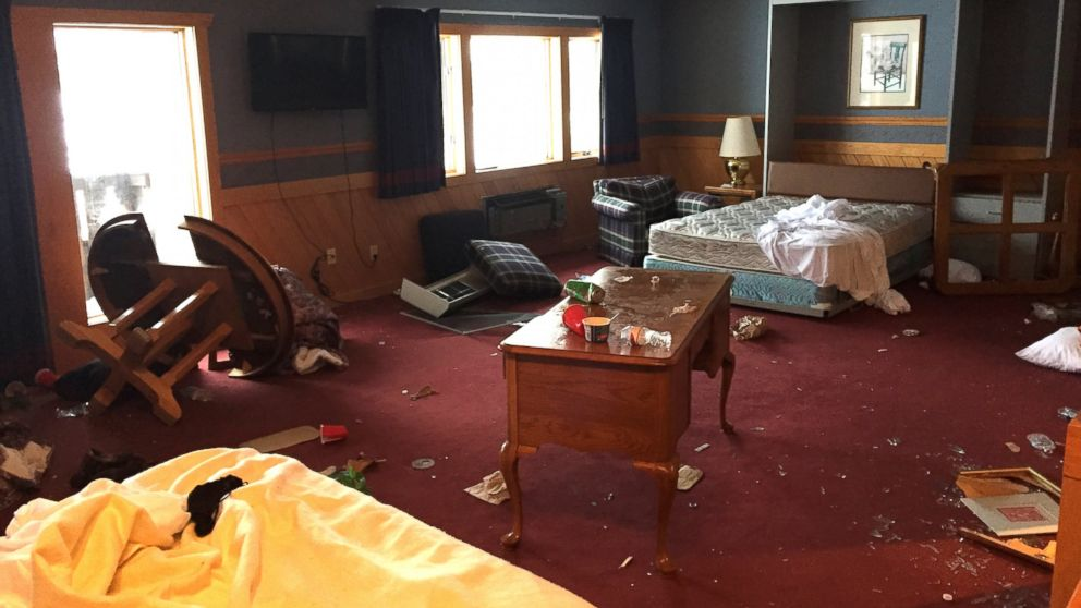 Inside The Frat Party That Caused 75 000 Of Damage At A Ski Resort Abc News