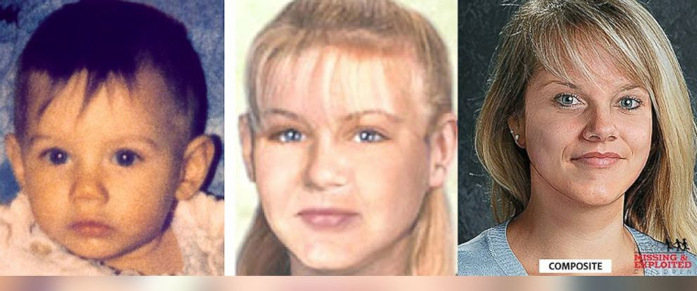 PHOTO: Melissa McGinn, seen in this handout photo from the National Center for Missing and Exploited Children, went missing from her New Jersey home in 1988.