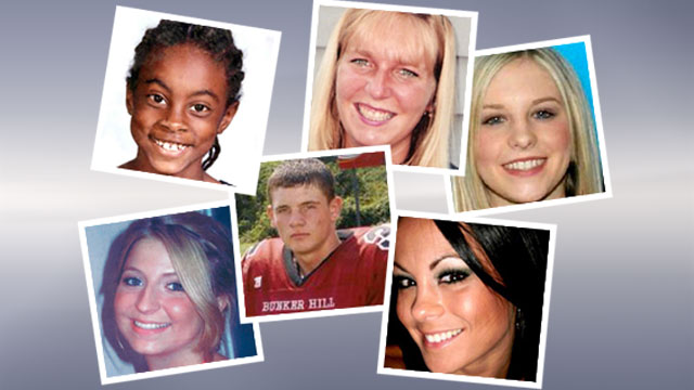 recent missing people - 640×360