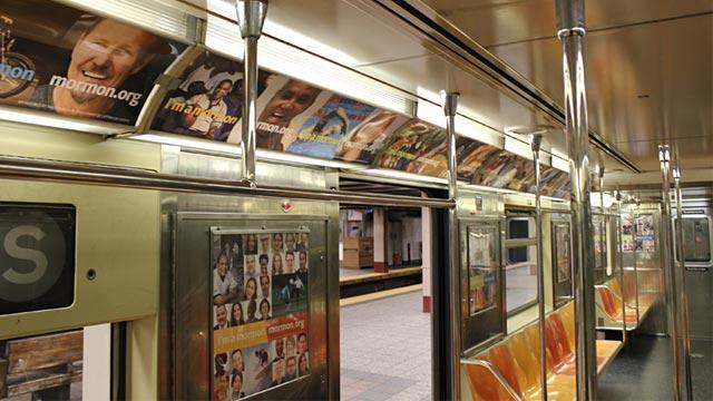 PHOTO:Im a Mormon subway ad