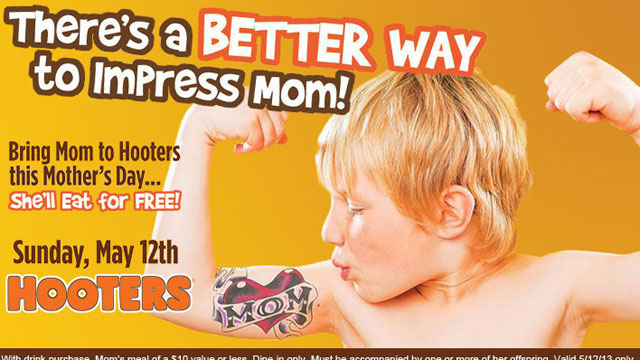 PHOTO: Treat your mother to some freebie's this Mother's Day.