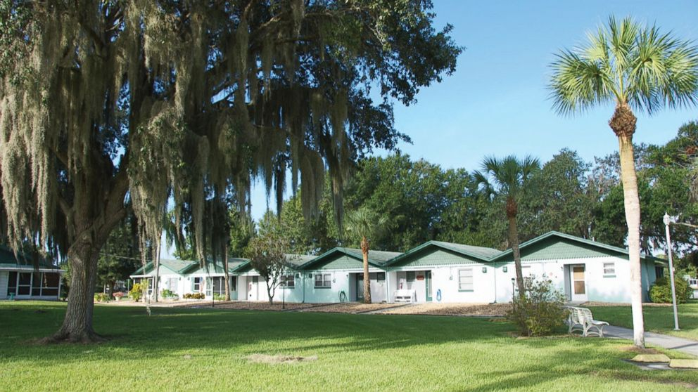 The apartments at Nalcrest.