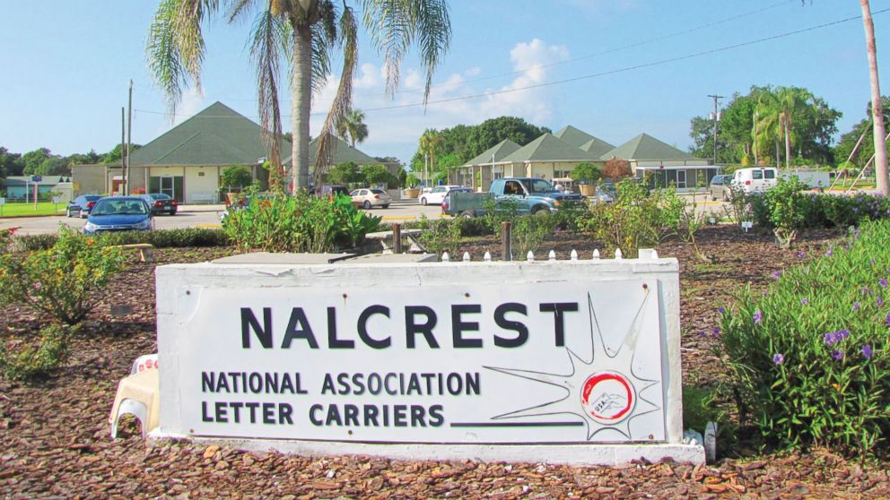 Nalcrest is a retirement community for former mail carriers.