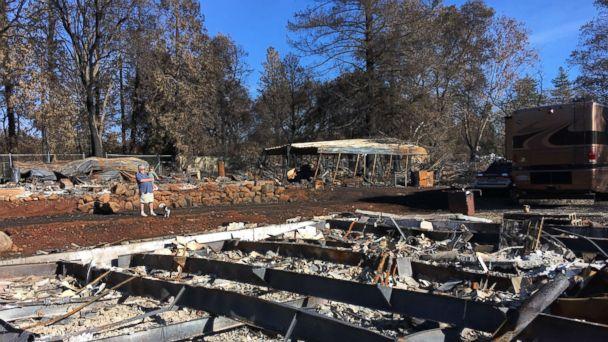 Paradise residents struggle to celebrate holidays after Camp Fire devastation