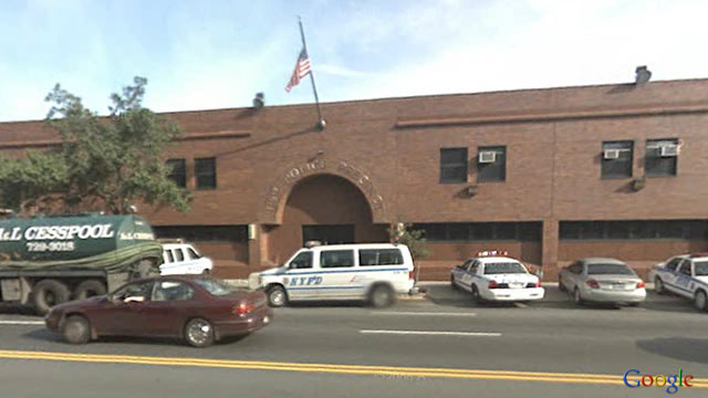 PHOTO: 115th Precinct of New York Police Department in Queens, NY. A lawsuit was filed by Gina Schindley, Jan. 31, 2013, claiming that her husband, officer Matthew Schindler was facing pressure to have sex with his female boss at the Queens precinct.