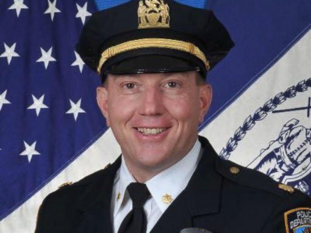 PHOTO: New York Police Department Deputy Inspector James Grant.