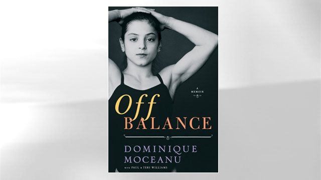 "PHOTO: In her memoir, ""Off Balance,"" champion gymnast Dominique Moceanu reveals shocking secrets about her life and family."