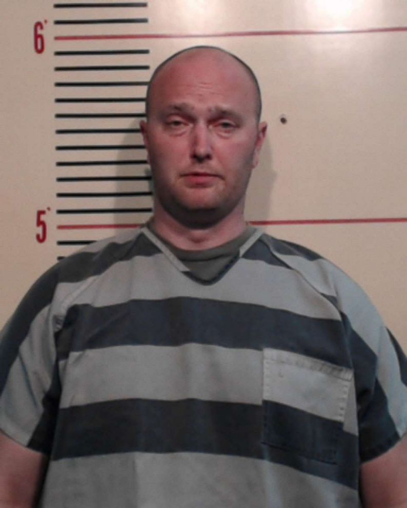 PHOTO: The booking photo of Roy Oliver, a former Texas police officer who turned himself into authorities on May 5, 2017, just hours after a warrant for his arrest was issued in connection with the shooting death of a 15-year-old boy.