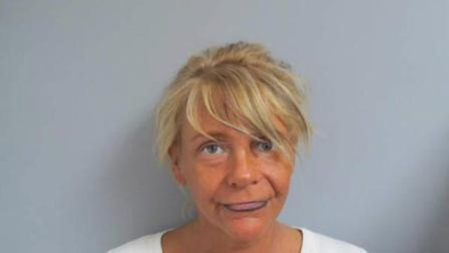 PHOTO: Patricia Krentcil, 44, was arrested after her 5-year-old daughter suffered burns at a tanning salon.